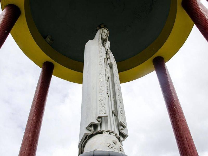 Trône de Fatima