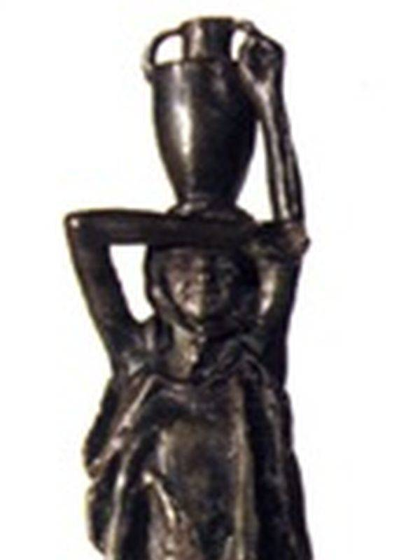 La bédouine à la cruche