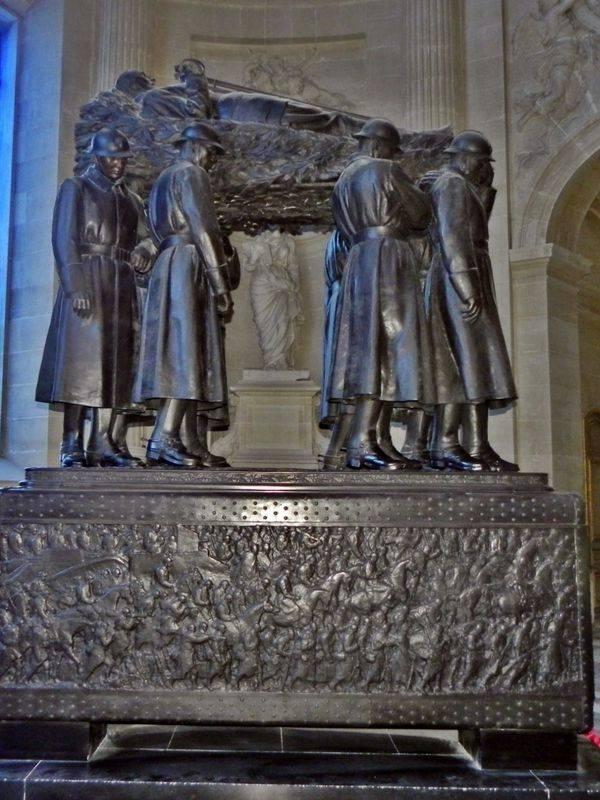 Le tombeau du maréchal Foch