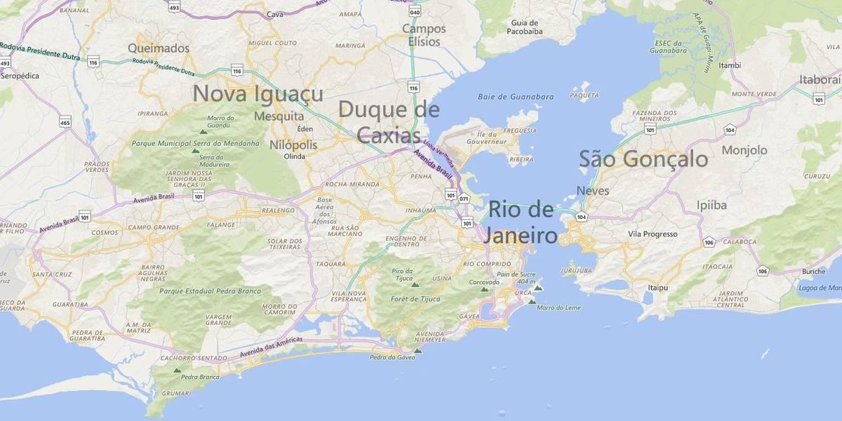 Baie de Rio