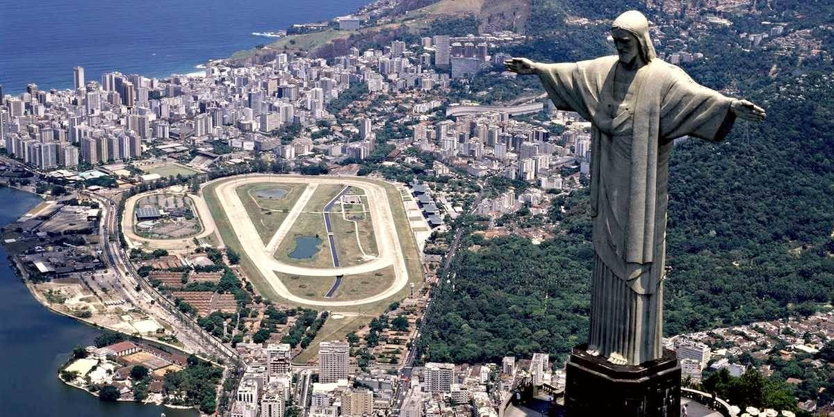 Photo Ville De Rio Le Corcovado