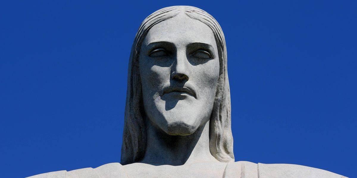 Le visage du Christ rédempteur