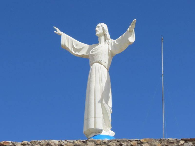 Cristo de Yungay