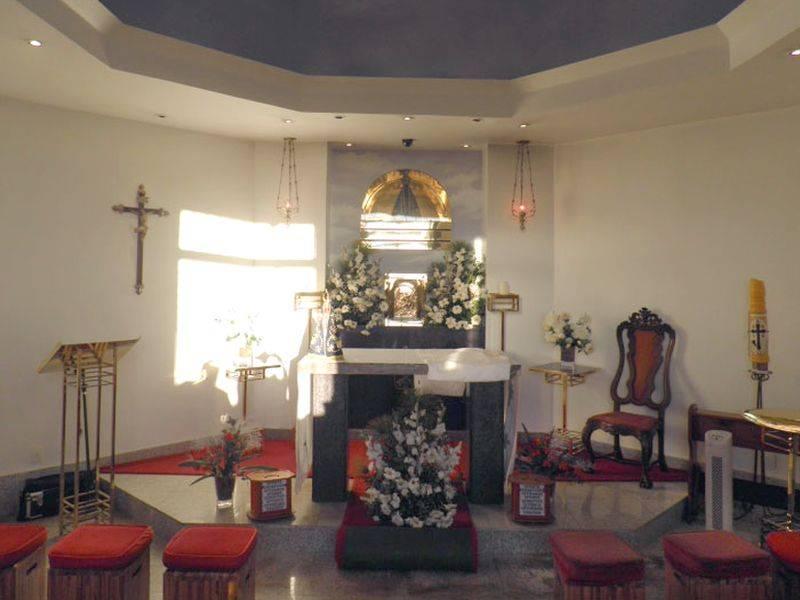 Chapelle du Christ rédempteur