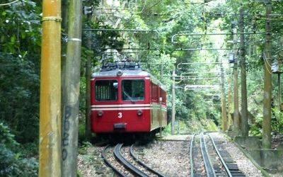 Train du Corcovado