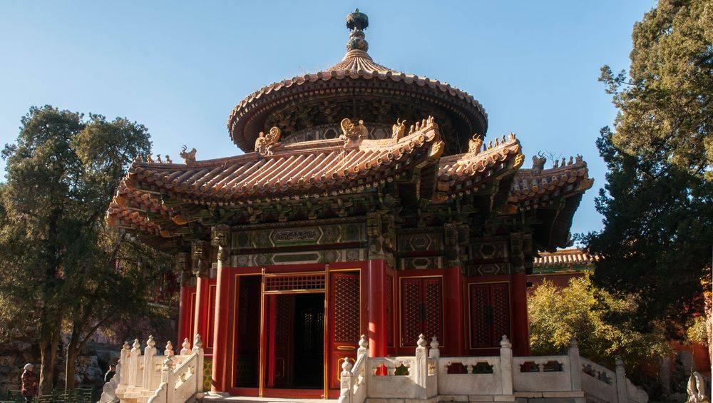 Jardin imp rial de la cit interdite for Jardin imperial