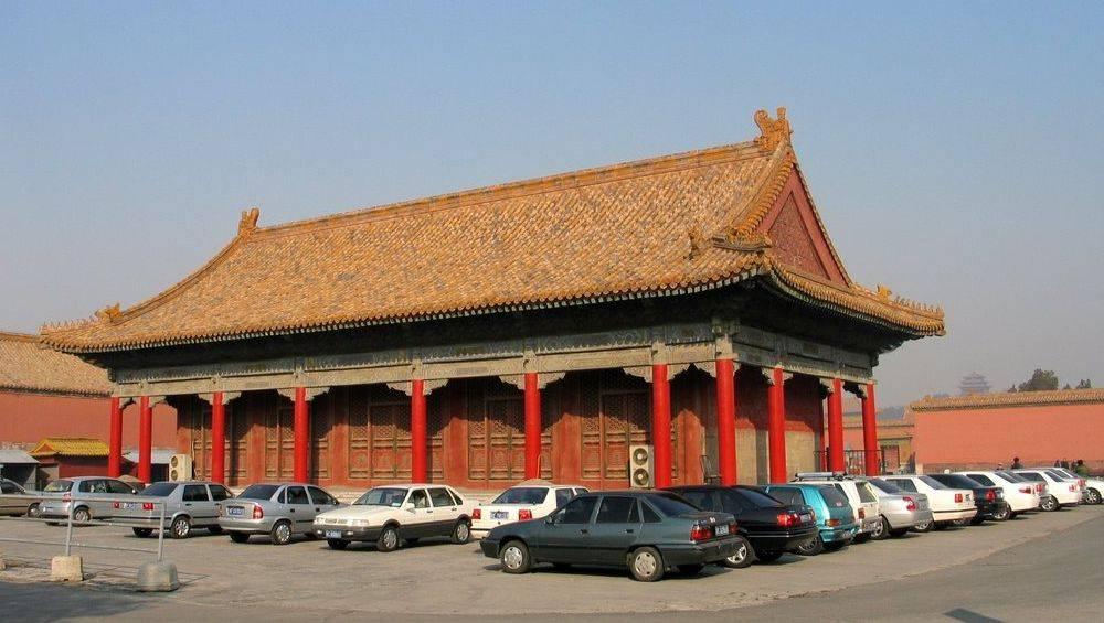 Pavillon de l'archerie