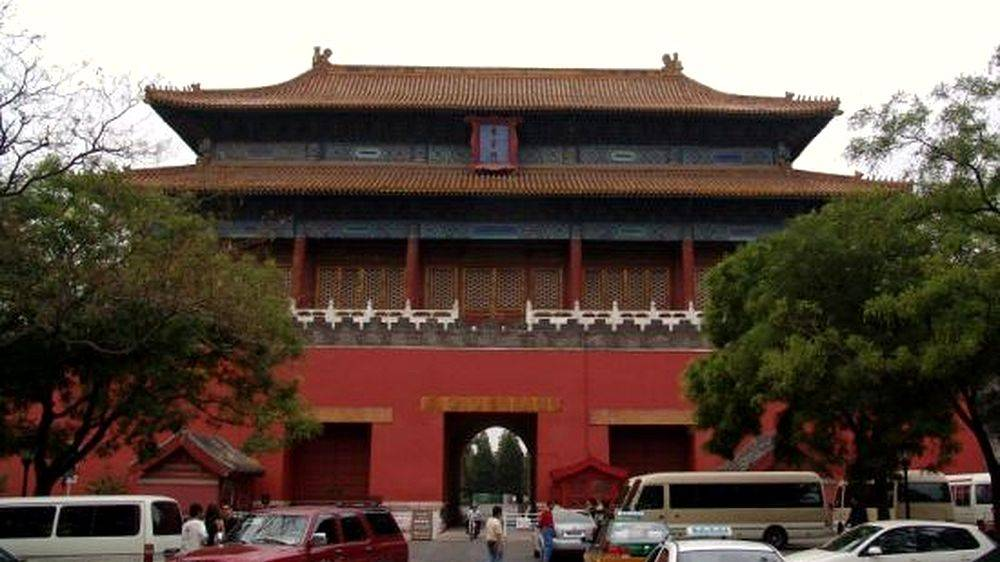Porte orientale de la gloire