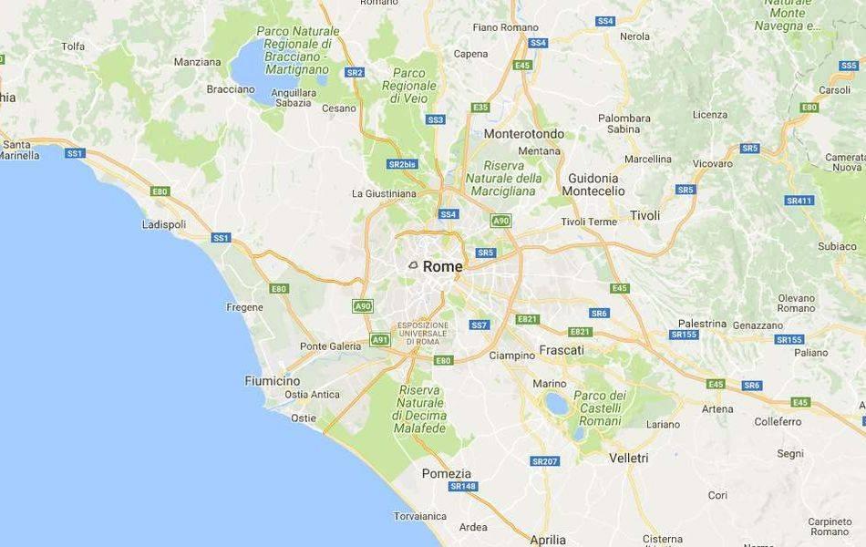 Région de Rome