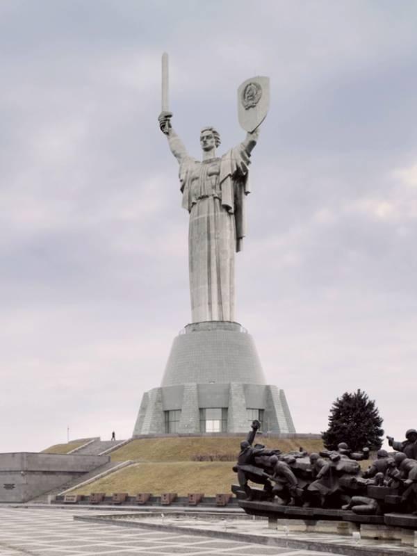Statue de la Mère-Patrie
