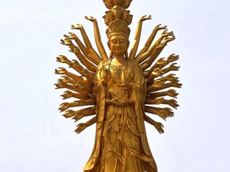 Statue de Guanyin