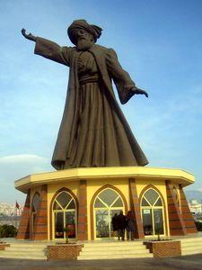 Statue de Mevlana
