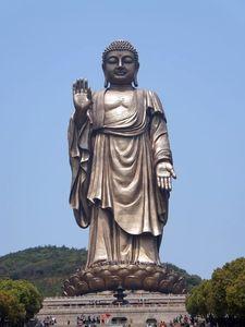 Le grand Bouddha de Liang Shan