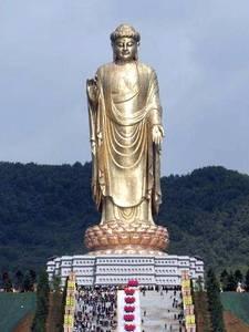 Le Bouddha du temple de la source