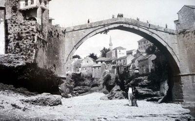 Stari Most en 1896