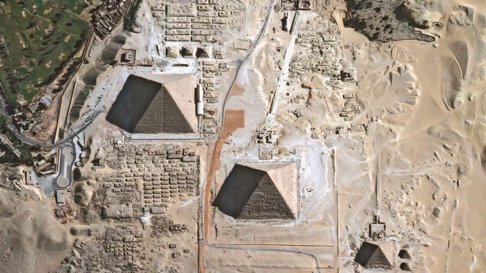 Nécropole de Gizeh