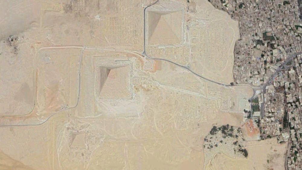 Complexe funéraire de Khéphren
