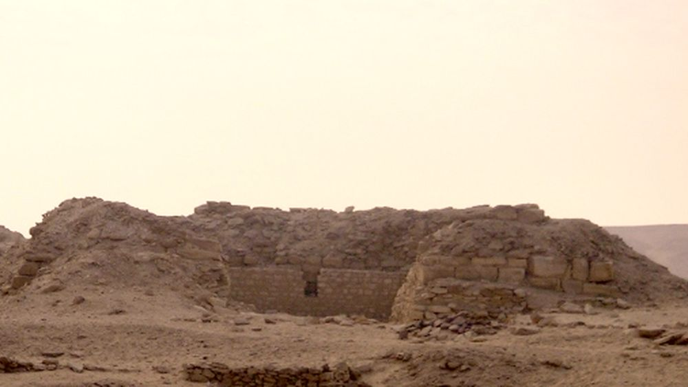 Pyramide N°24 de Lepsius