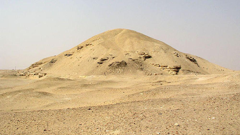 Pyramide d'Amenemhat Ier