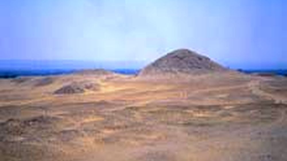 Pyramide de Djedkarê Isesi