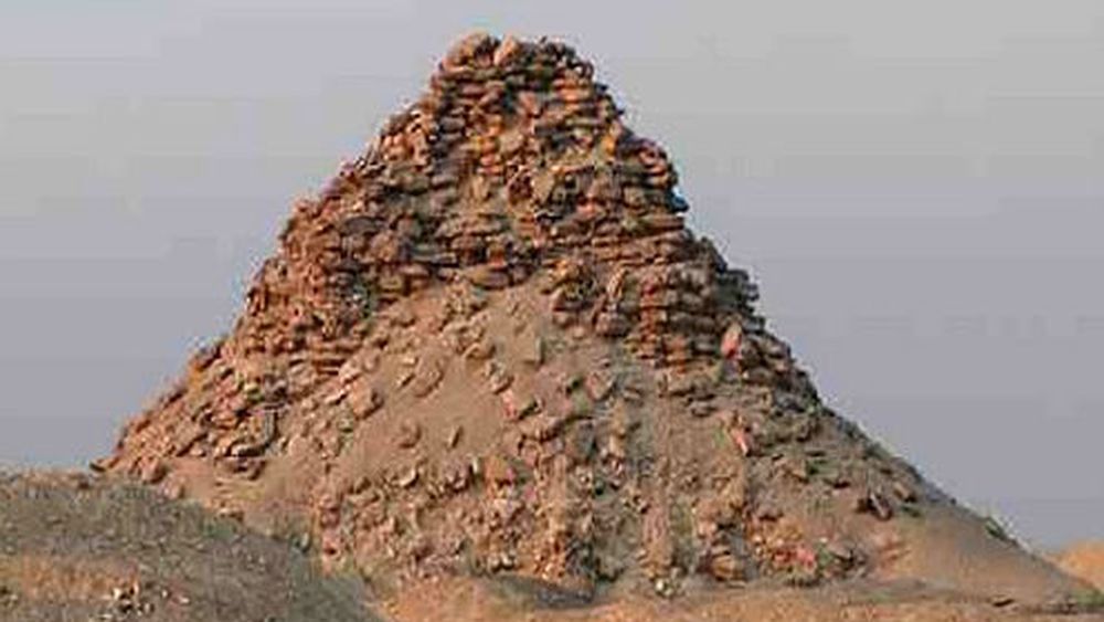 Pyramide de Khendjer
