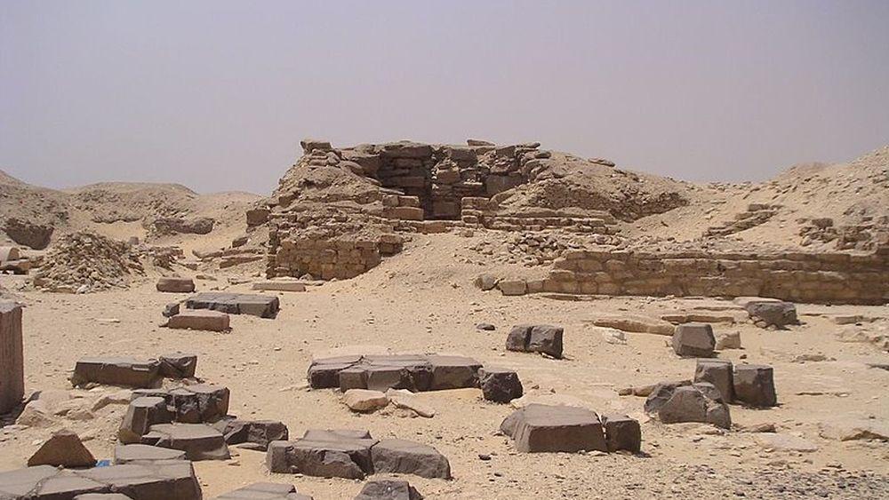 Pyramide de Neferhetepes