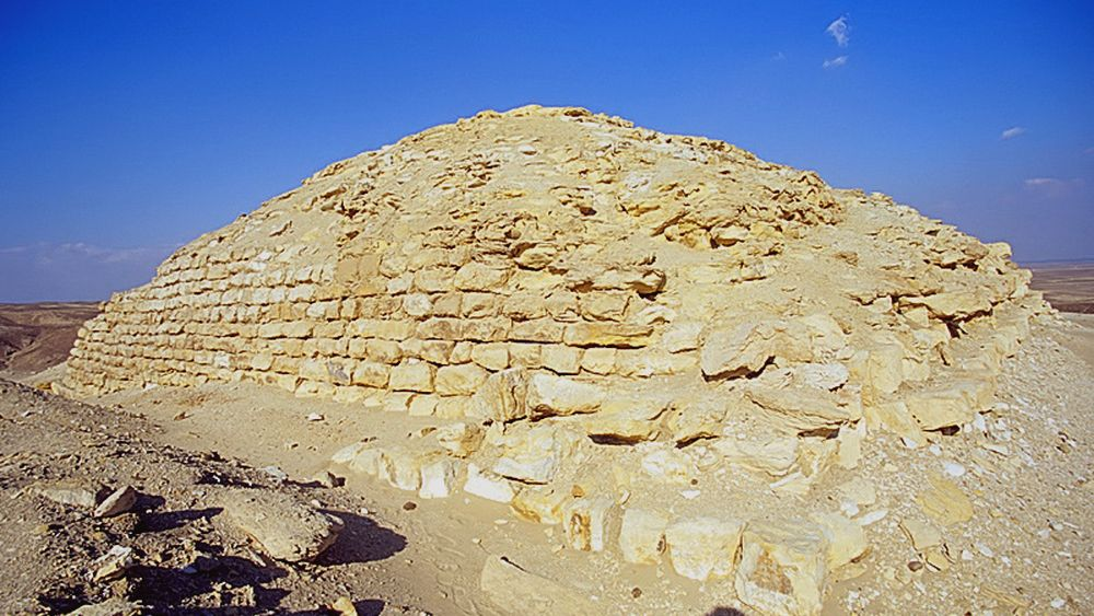 La pyramide de Seïlah