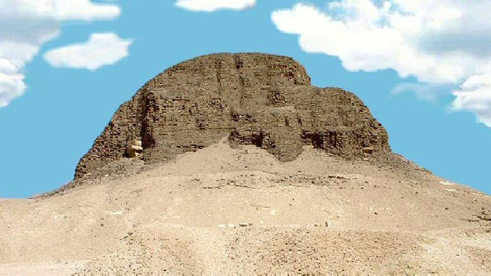 Pyramide de Sesostris II