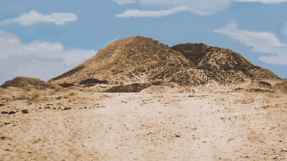 Pyramide de Sesostris III