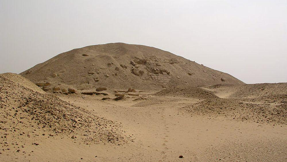 Pyramide de Sesostris Ier