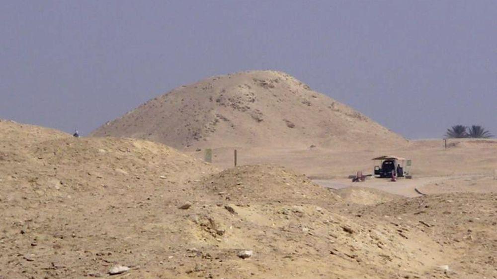Pyramide à texte de Teti