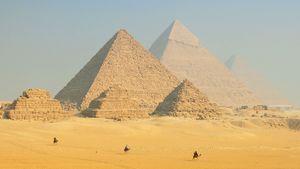Pyramides d'Egypte
