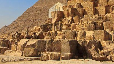 Les blocs calcaires