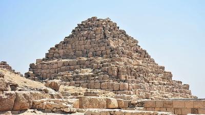 Pyramide d'Hétépherès