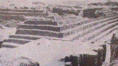 Le mastaba 3504
