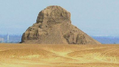 Pyramide d'Amenemhat III