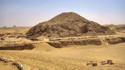 Pyramide à texte d'Ounas