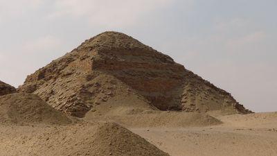 La pyramide de Néferirkarê