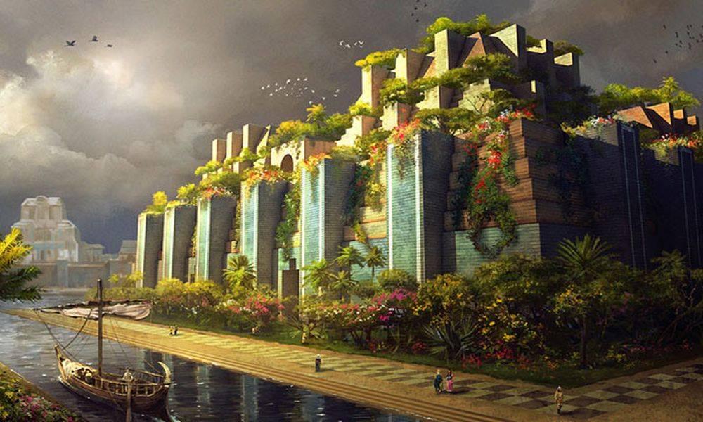 Jardin Suspendu Babylone