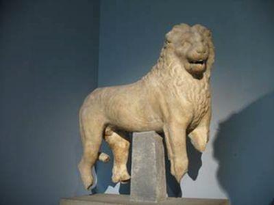 Lion du sommet