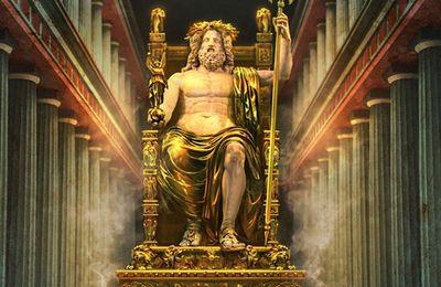 Statue de Zeus