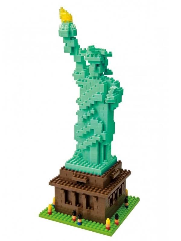 Structure en briques plastiques de la marque Duplo