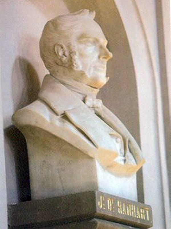 Monument funéraire à Jean-Daniel Hanbart