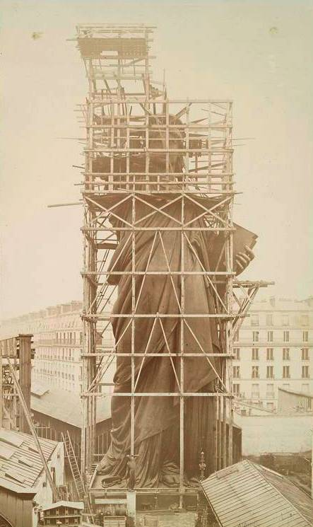 Célèbre Histoire de la Statue de la Liberté KW18