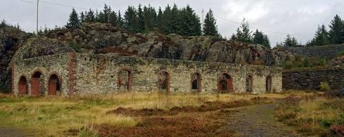 Installation minière de Karmoy