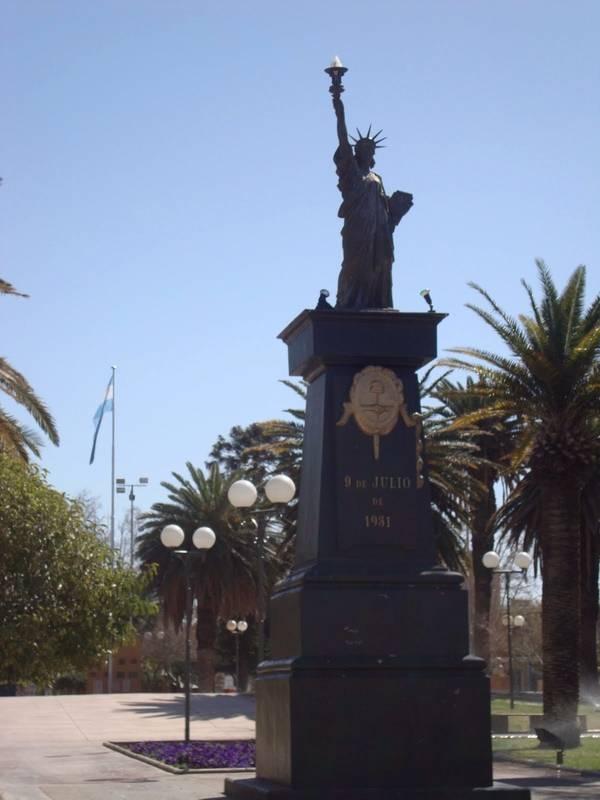 Réplique de San Juan