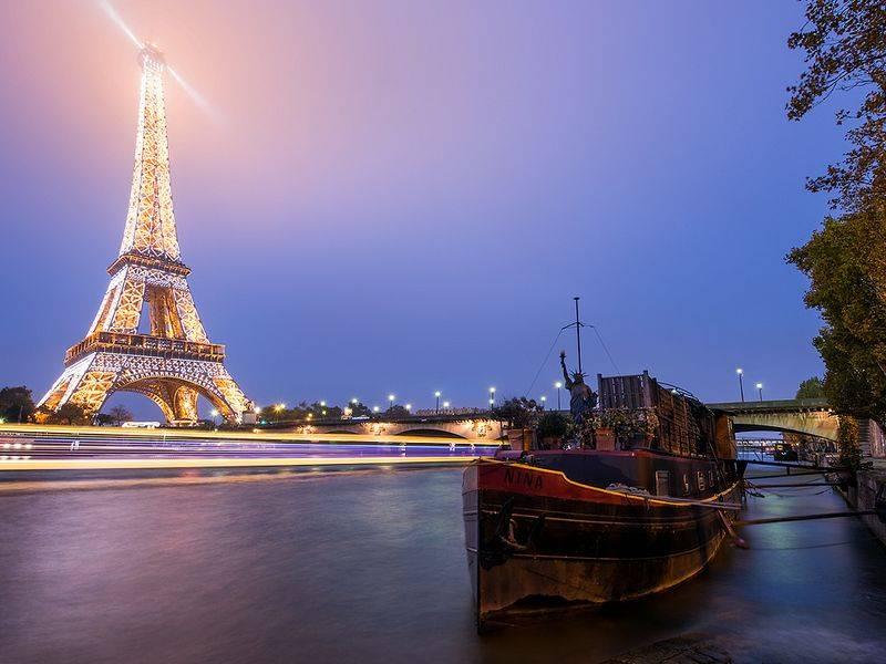Réplique de Paris