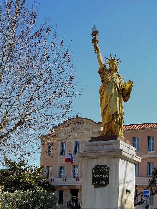 Réplique de St-Cyr-sur-Mer