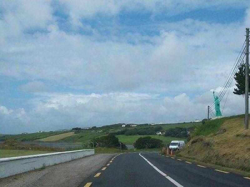 Réplique d'Irlande