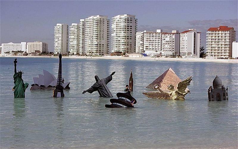 Réplique de Cancun